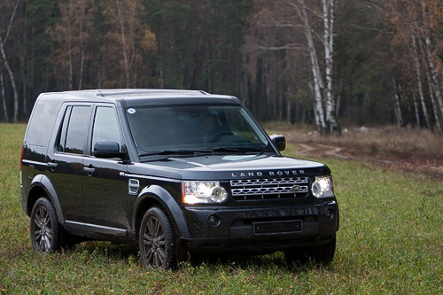 Land Rover Discovery 4 Land Rover Discovery 4 Flickr