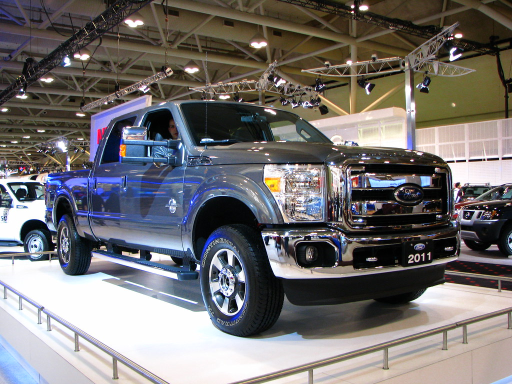 2018 Ford Super Duty >> Ford F-350 Pickup | Michael Gil | Flickr
