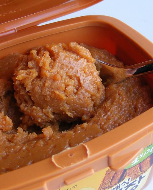 Doenjang, Korean Miso | Doenjang, Korean fermented soybean ...