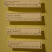 Entomologia show labels