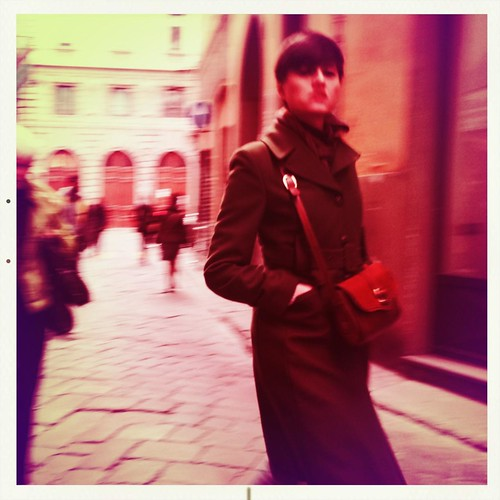 Daily dose of French model on the street of Firenze | by ale2000