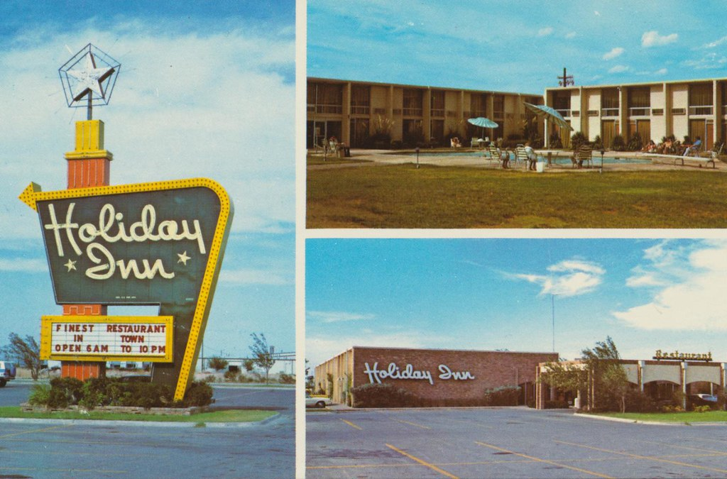 Holiday Inn - Fort Stockton, Texas