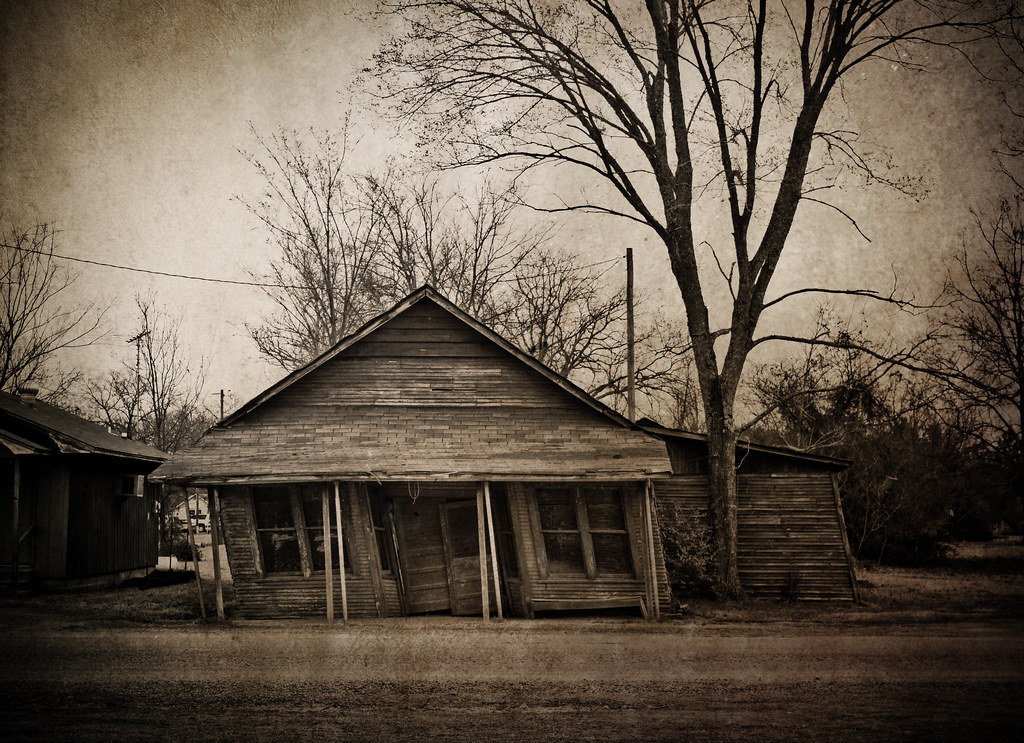 Arkansas >> the house tim burton built | Bigelow, Arkansas Perry County | Flickr