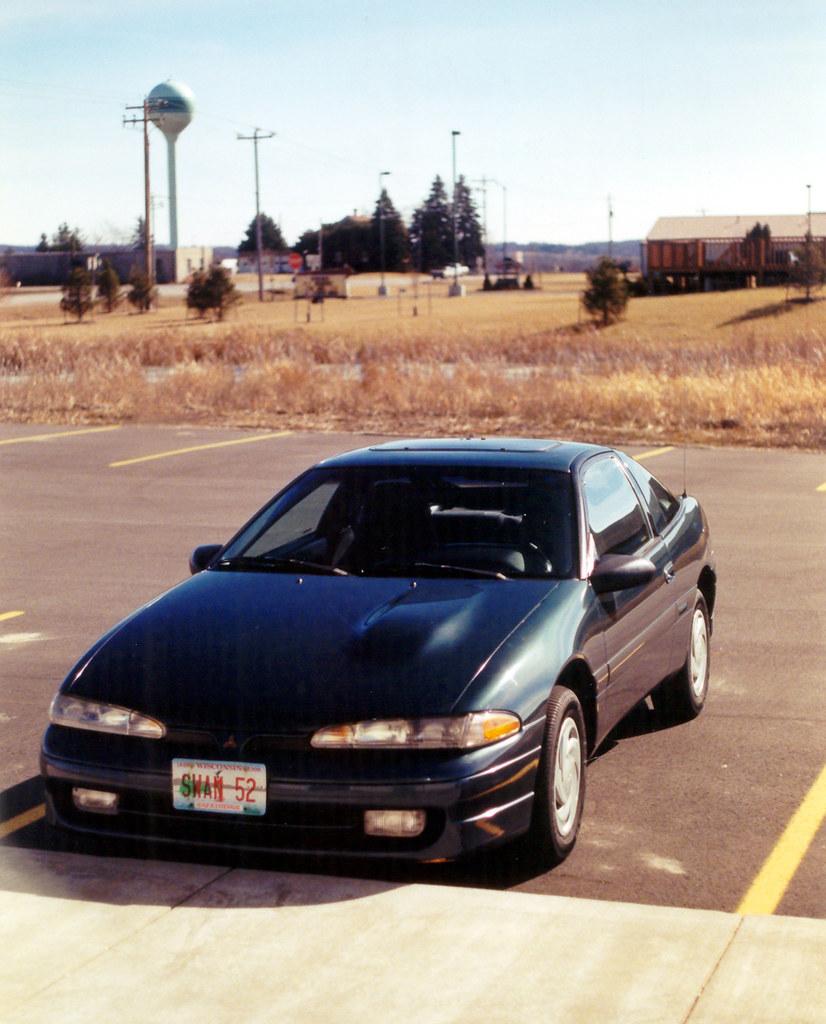 Swanson 1992 Mitsubishi Eclipse