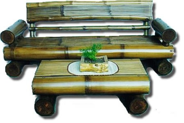 Giant Bamboo Living Room Furniture mr8ph Flickr