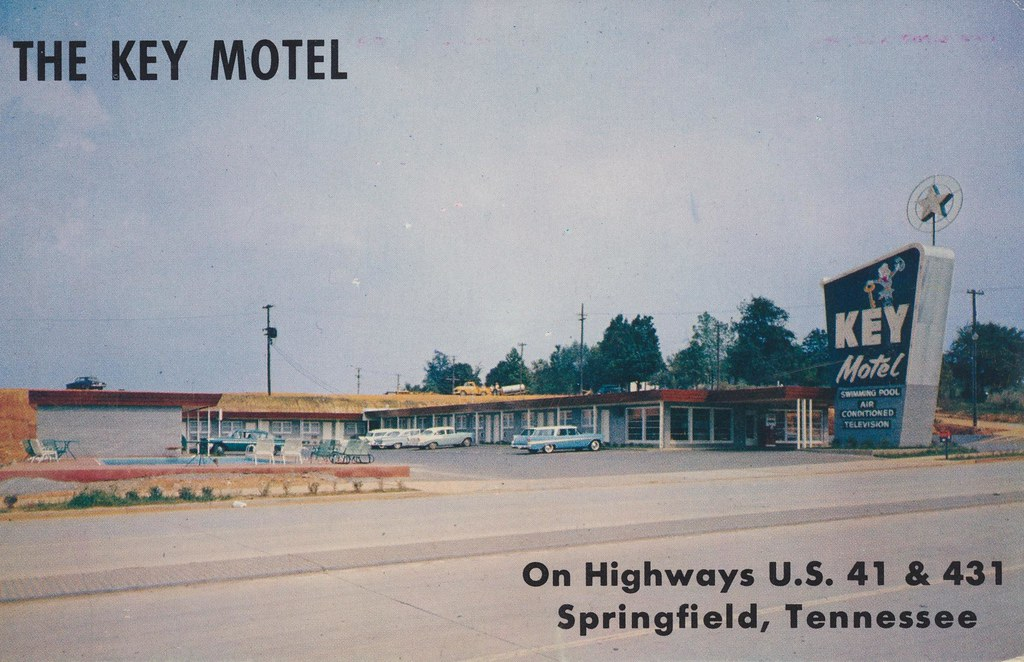 The Key Motel - Springfield, Tennessee