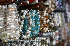Glistening jewellery in KL's Central Market | by Ning Restaurants
