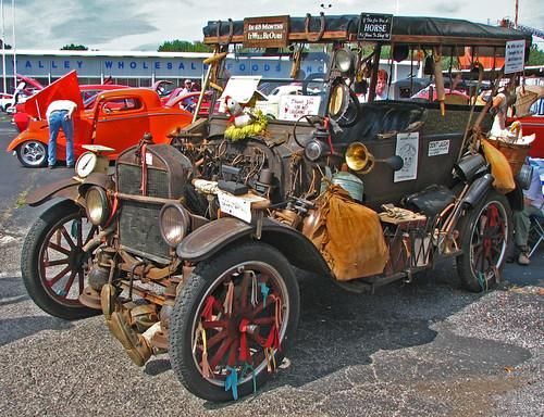 St Marys Ford Car Show
