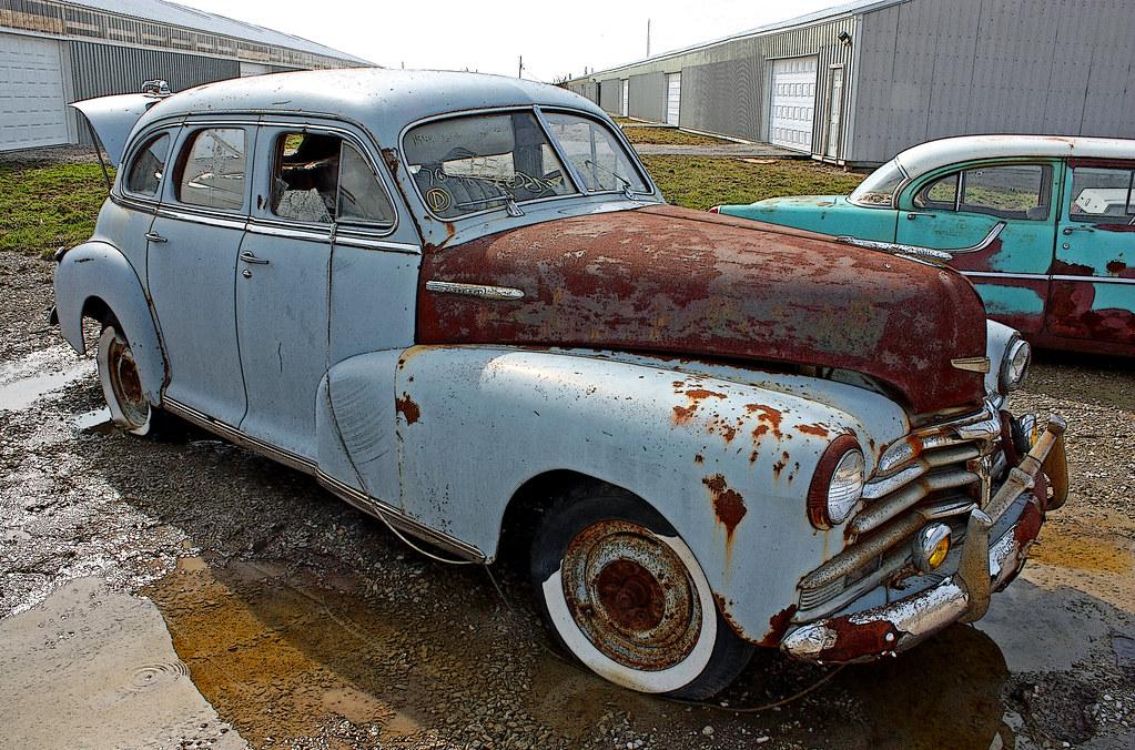 1948 chevrolet fleetline 4 door sedan 5 of 9 for 1948 chevy fleetline 4 door