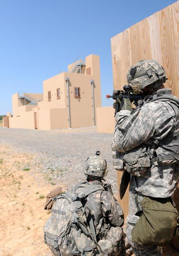 Tactical call out mission | by The U.S. Army