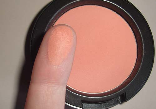 Super Blush MAC cor Peaches | Blog Coisas de Diva Blog Coisas de Diva  UH36