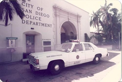 San Diego Ford >> SAN DIEGO FORD LTD POLICE CAR 80s | BRIAN | Flickr