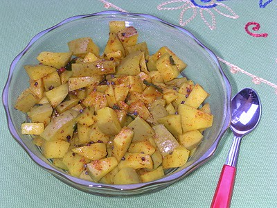Enriching Your Kid: Raw Mango Pickle | by CinnamonKitchn