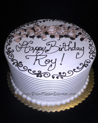 Roy S Birthday Cake 4 24 10 Standard Buttercream Icing