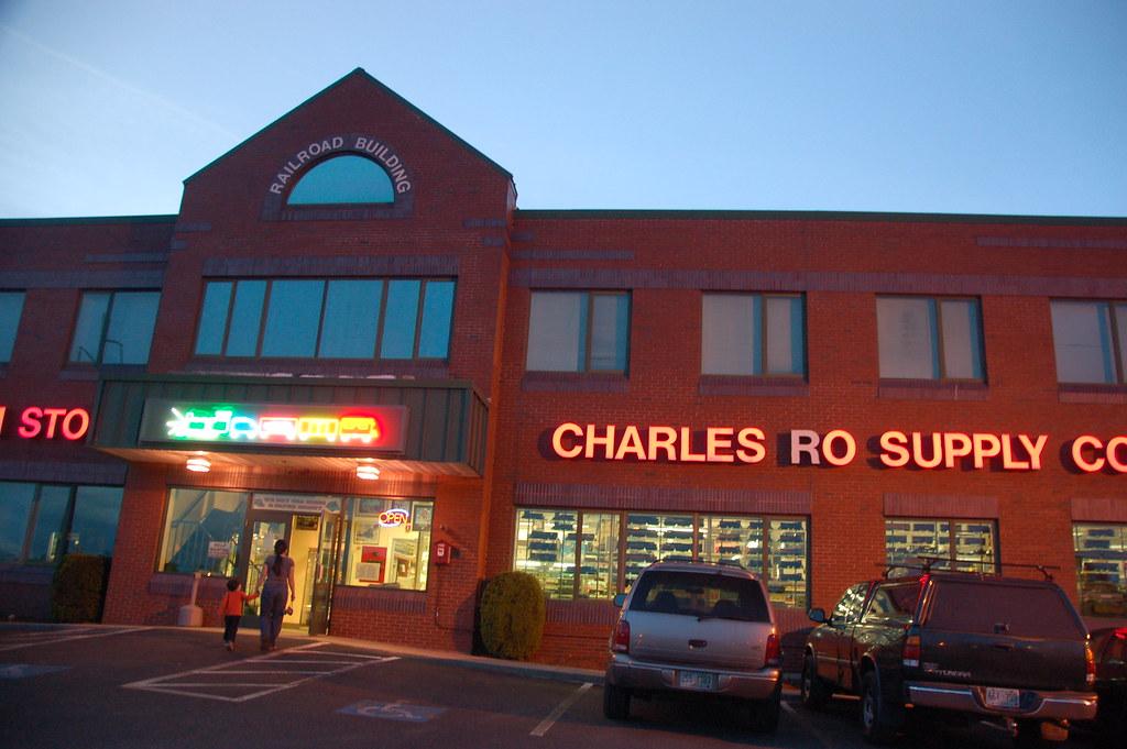 Charles Ro Supply Co, ...