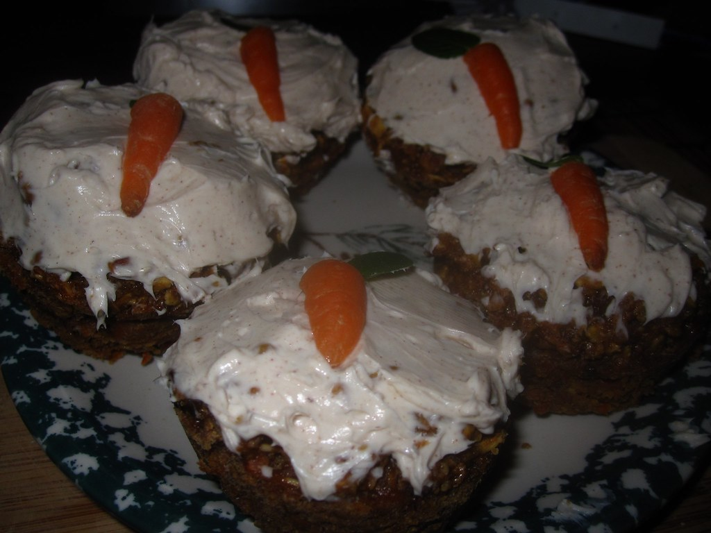 Cream Cheese Carrot Cake Trifle Recipe