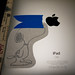 Snoopy iPad Decal