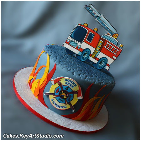 fire truck cake truck engine cake special firetruck cake for 4072