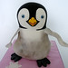 "Happy Feet ""Mumbles"" penguin"