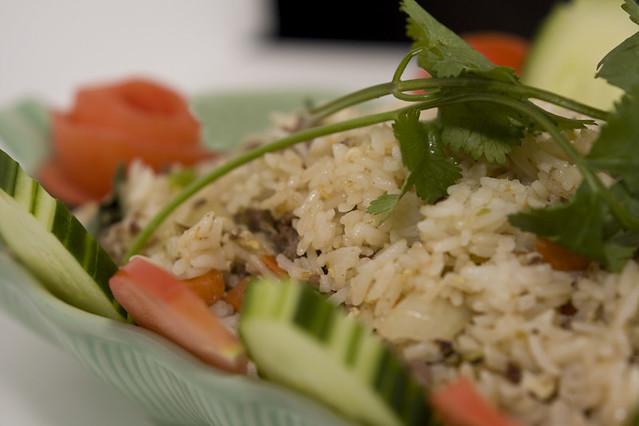 Thai House Restaurant Menu Hull