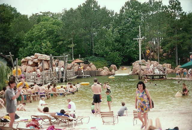 Disney Abandoned Discovery Island And River Country Water Park