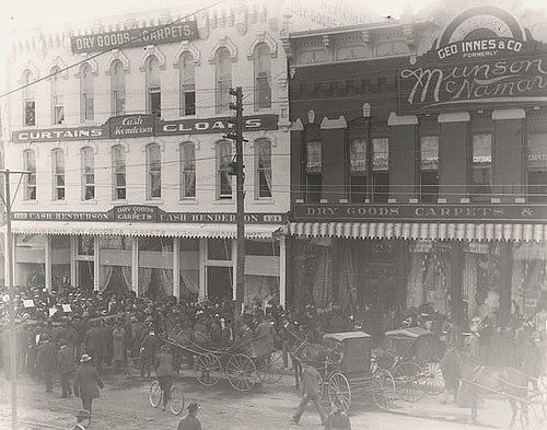 finlay ross furniture store wichita ks an 1898 photo of flickr. Black Bedroom Furniture Sets. Home Design Ideas