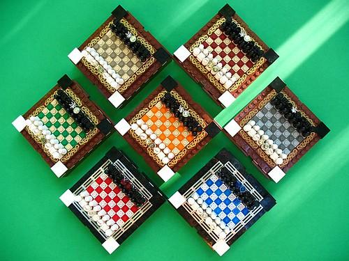 LEGO Mini Chess Set