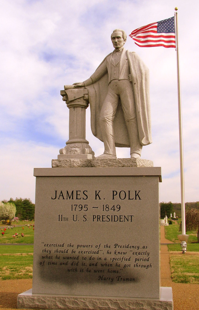 single men in polk With few exceptions, history has not smiled upon one-term presidents  leaving  aside polk, all these men either were two-term presidents or.