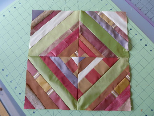 Sewn Together June Block | by Undercover Crafter
