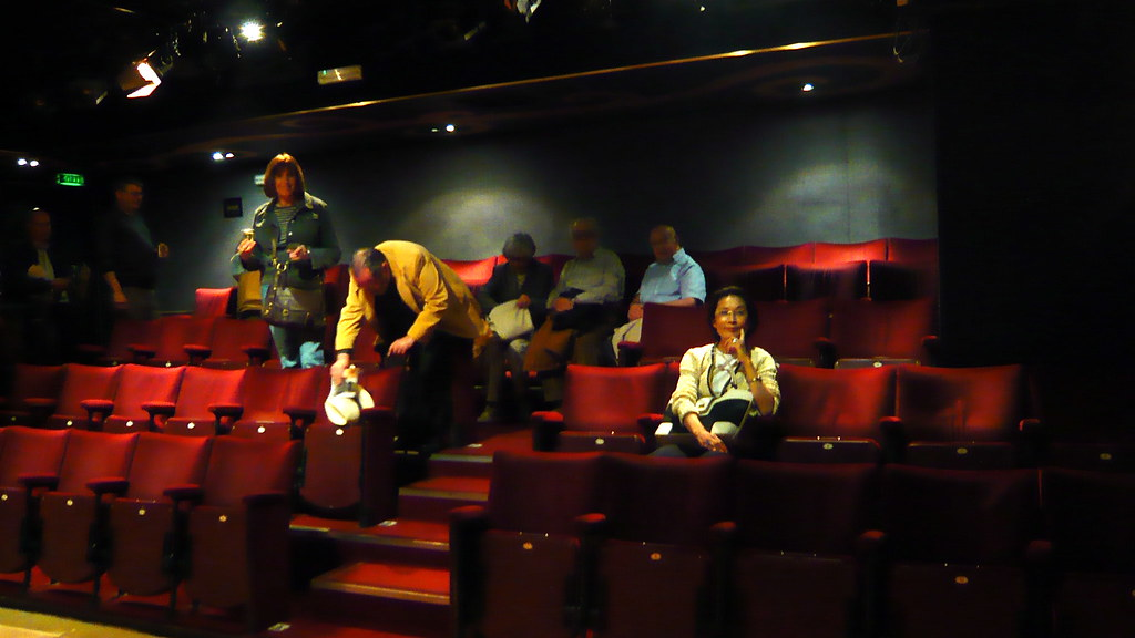 Jermyn St Theatre Ayako In The Theatre Herry Lawford