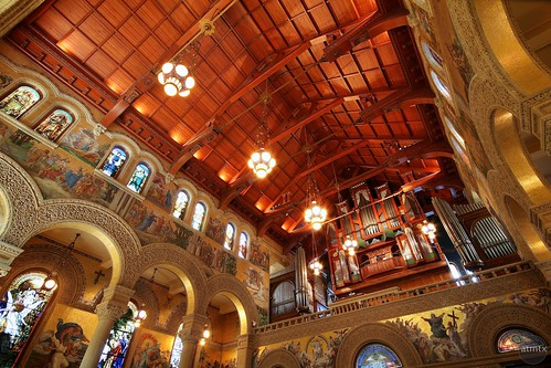Grand Space | Stanford University Memorial Church ...