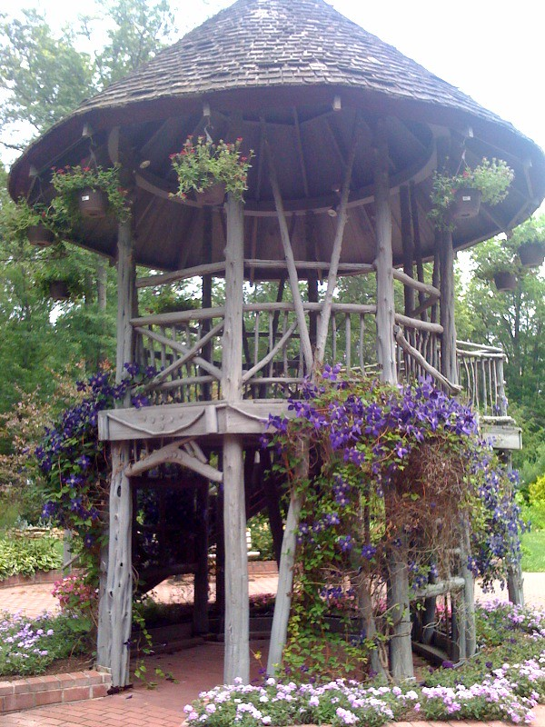 Gazebo Built In 1892 Built In 1892 And Moved To The