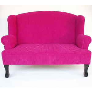 Pink Couch Melody Flickr