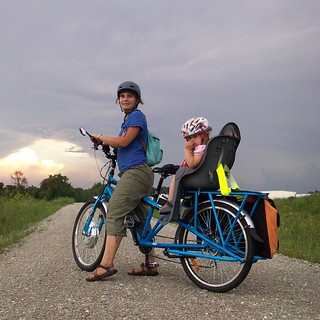 honey, how does this sound for the evening: cold leftovers and a 20 mile ride to pick black raspberries? | by Mark Stosberg