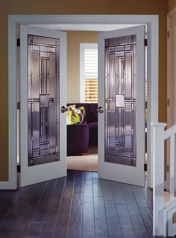 Beautiful ... Feather River Door Wood Interior Doors   Preston In Painted Prime  Advantage Double Door | By