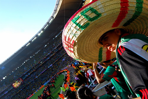 Mexican Fans | by Celso Flores