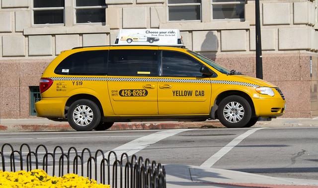 Dallas Taxi Cab Dodge Grand Caravan Flickr Photo Sharing