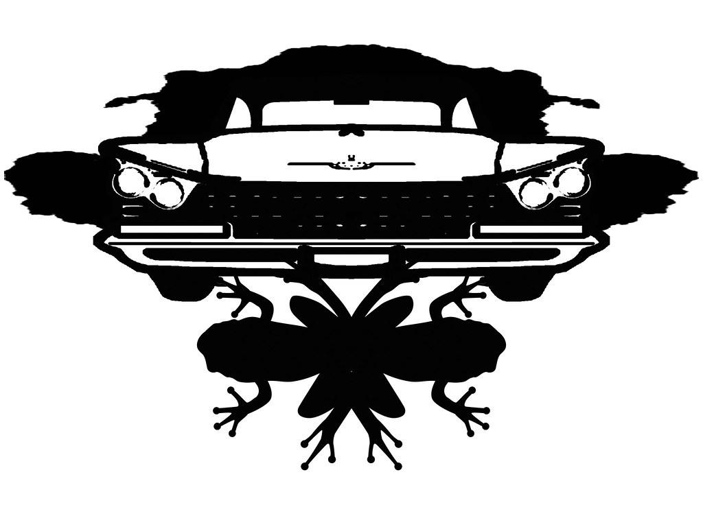 Rorschach Inkblot Test | The Anatomy Of A Joke | Flickr