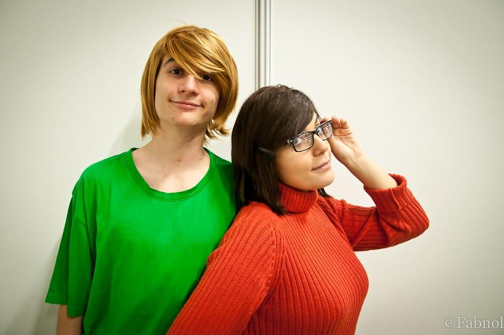 Chibi japan expo 2010 cosplay sammy vera scooby doo - Sammy scooby doo ...
