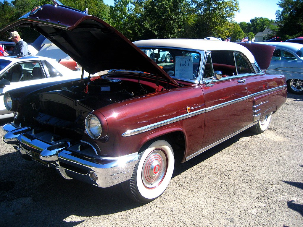 1953 mercury monterey 2 door hard top seen at the lake for 1953 mercury 2 door hardtop