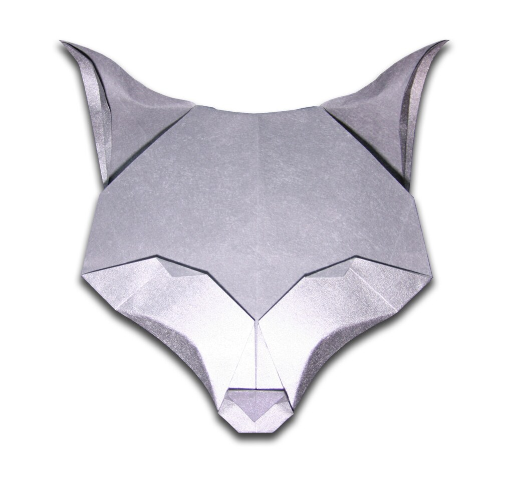 Fox evan zodl designed and folded november 2010 folded flickr fox evan zodl by ez origami jeuxipadfo Gallery