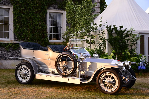 "Rolls-Royce 40/50 Tourer ""The Silver Ghost"" 1907, Goodwood Festival of Speed 2017"