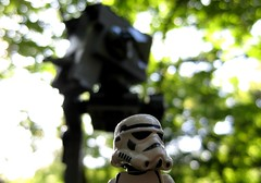 Patrolling Endor | by leg0fenris
