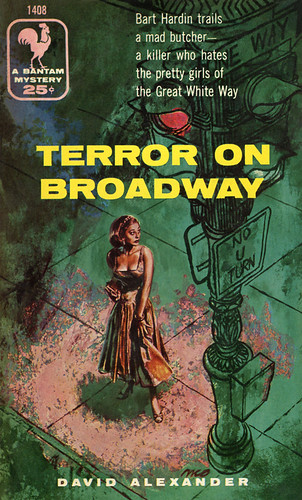 Terror on Broadway | by McClaverty