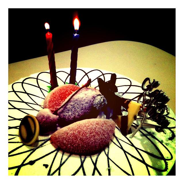 Swensens Birthday Cake