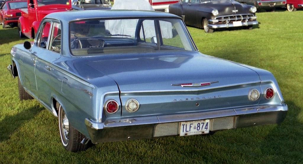 1962 Chevrolet Bel Air 4 Door Richard Spiegelman Flickr