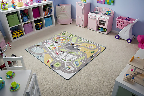 Playmat lekplats play mat from ikea sara seeton flickr - Ikea tappeto gioco ...