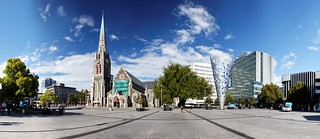 20100130-07-Christchurch Cathedral Square panorama | by Roger T Wong