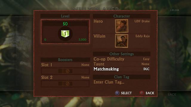 List of custom matchmaking keys
