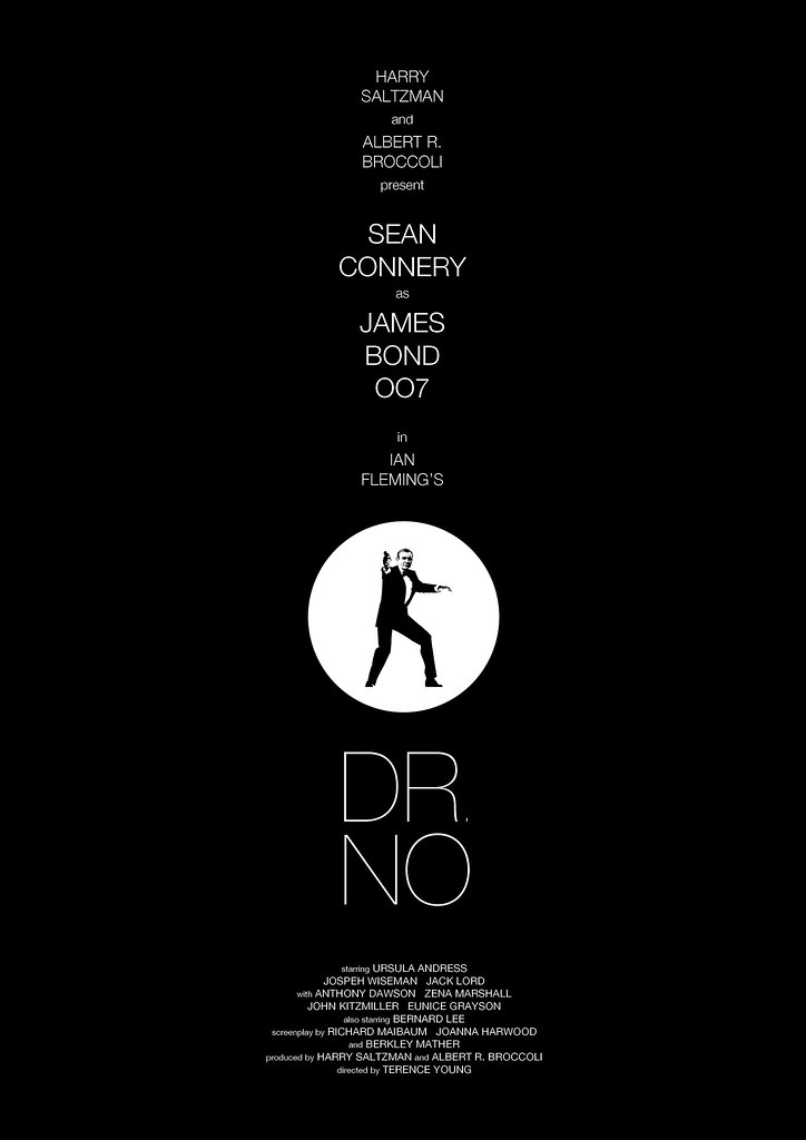 Dr no by owain wilson